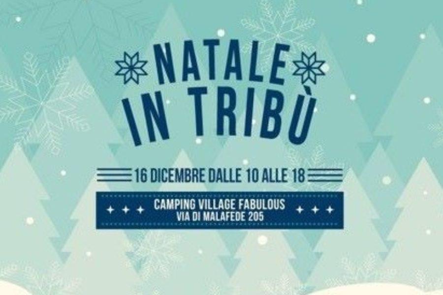 Un Natale in Tribù