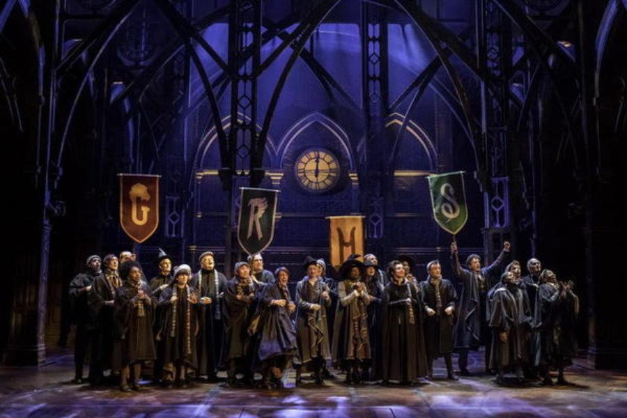 A teatro con la scuola dei maghi