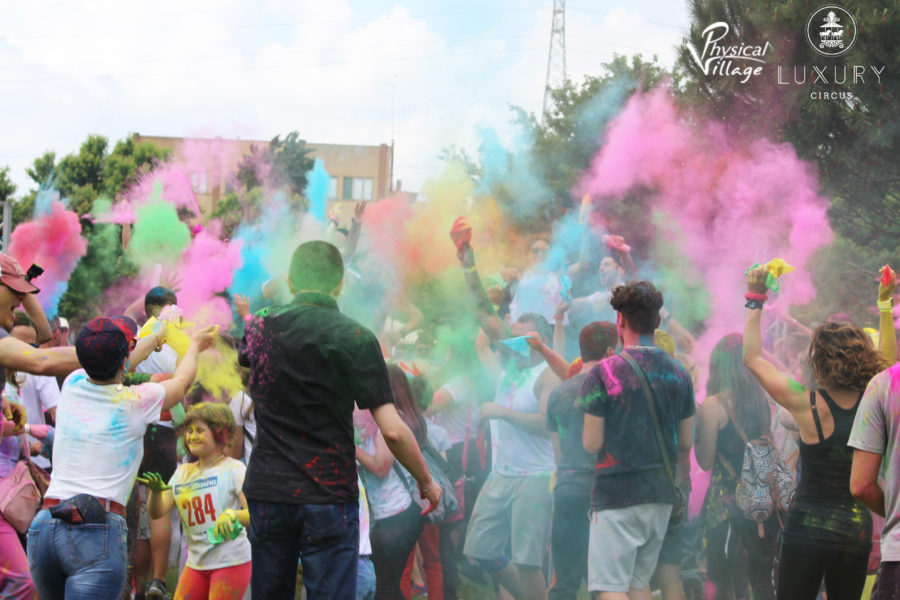 Colors Fitness Festival