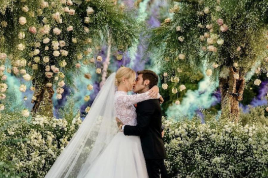 Il Matrimonio dei Ferragnez