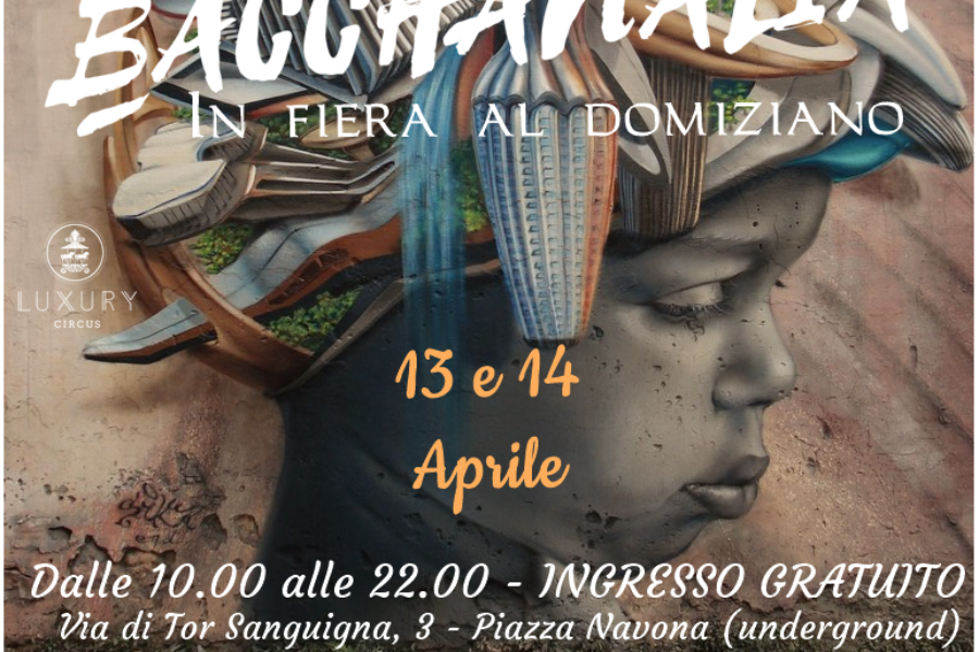 Bacchanalia in fiera al Domiziano