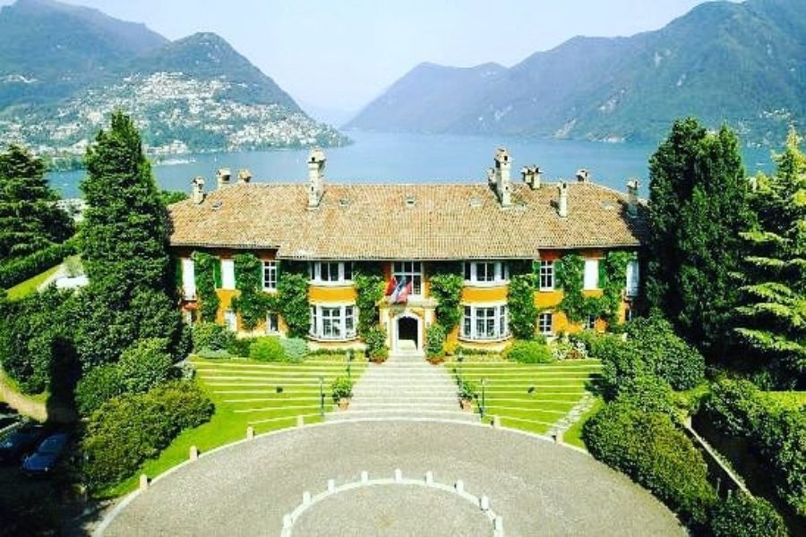 Wedding in Lugano – Switzerland